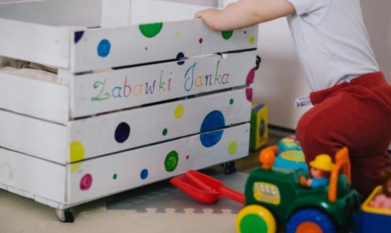 skrzynka na zabawki