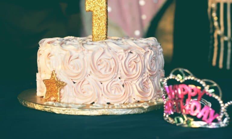 tort na roczek